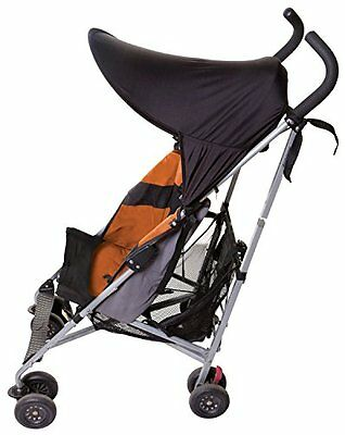 Dreambaby Strollerbuddy Extenda-Shade, Black L285