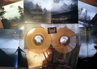 Caladan Brood - Echoes of Battle, 2-LP NEW ltd. 333 on red Vinyl / LAST COPIES!!