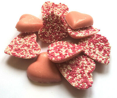 Pink Hearts - Wedding Favours - Retro Sweets - Party Bag - Pick n Mix - Treats