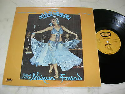 SAHR EL ASSAL´83 BELLY DANCE Mohamed Sultan / Mohamed Abdel Wahab *VINYL LP