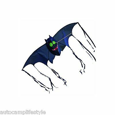 Brookite Spooky Bat Kite great for Halloween to fly from a telescopic flag pole