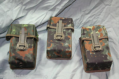 German Flecktarn G3 Mag Pouch Set of 3
