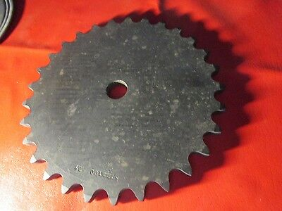 Martin Sprocket & Gear 100A29, 100A 29, Plate Sprocket,100 Chain,29 Teeth,1 1/4""
