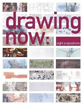 Drawing Now: Eight Propositions by Laura J. Hoptman Hardcover Book (English)