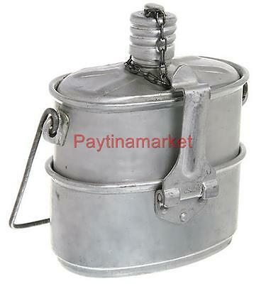 Military Soldier VDV Original Russian USSR Army Lunch Box Food Kettle Cup Bowl