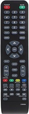 REPLACEMENT Vivo Remote Control Suits A32L07T LTV55FHD LTV42FHD LTV32FHD LTV32HD