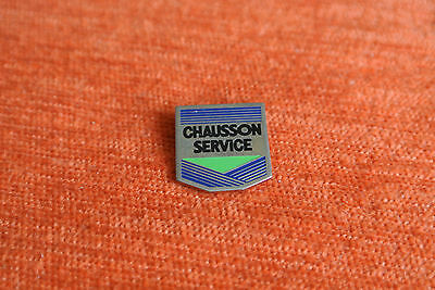 14235 Pin's Pins Chausson Services