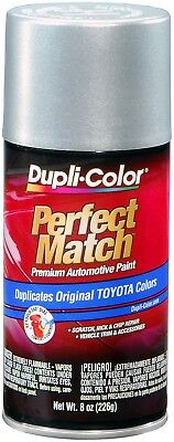 Duplicolor Met. Silver Streak Mica Toyota Touch-Up Paint - Code: 1E7 (8 oz)