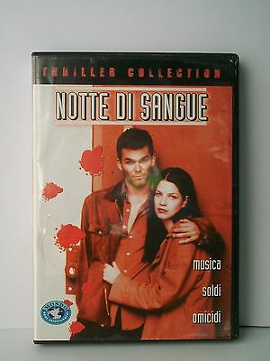 NOTTE DI SANGUE [dvd, thriller]