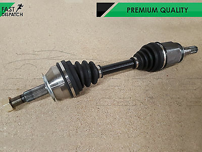 For Nissan Pathfinder R51 Front Inner Outer Cv Joint Boot Drive Shaft Kit Right