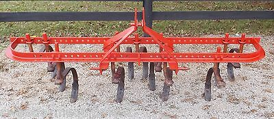 Brinley 2 row 11 Shank Ripper - Cultivator *WE CAN SHIP FAST AND CHEAP*