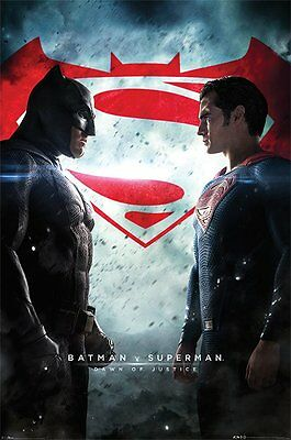 BATMAN V SUPERMAN (SHOWDOWN) - Maxi Poster 61cm x 91.5cm PP33829 - 732