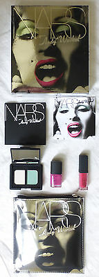 NARS Andy Warhol BEAUTIFUL DARLING Limited Edition Gift Set, New In Box
