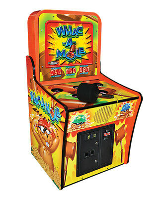 Whac-A-Mole Ticket Redemption Arcade Game