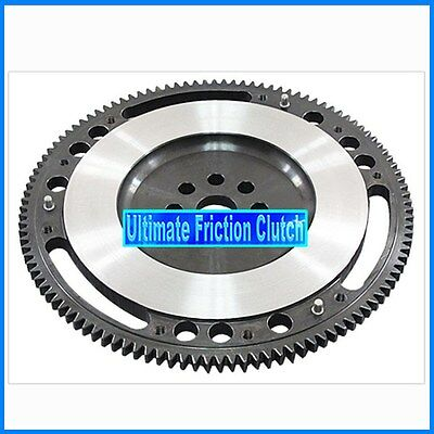 Uf 10 Lbs Chrome-Moly Racing Clutch Flywheel B16 B17 B18 B20 Acura Honda