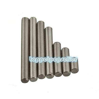 5-10Pcs M5/M6/M8 GB119 304Stainless Steel Cylindrical Dowel Positioning Pin