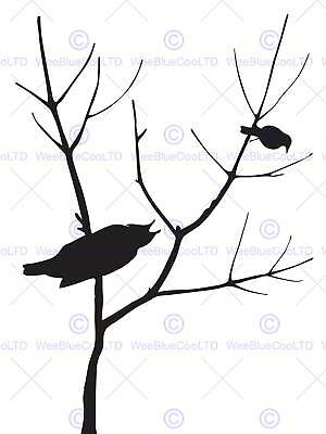 ART PRINT POSTER PAINTING DRAWING WOOD PANEL TREE HANDS BRANCH LFMP0436