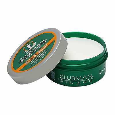 Clubman Pinaud Moisturizing Shave Soap