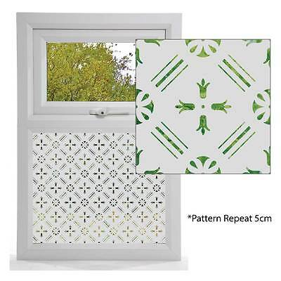 Etched Glass Effect Window Film,Victorian Styles,Window Pattern CHELSEA DESIGN