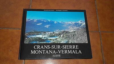 Bagnoud Barras Crans Sur Sierre Montana Vermala Craviolini & Grand 1980 Photo
