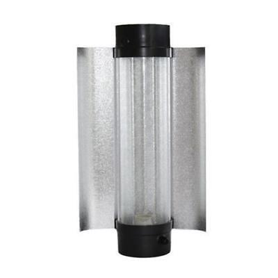 PK Cool-Tube Anschlussflansch 150 mm L=580 mm Grow Growbox Reflektor HPS NDL MH