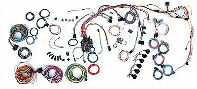 1969-72 Chevy Nova American Autowire Classic Update Wiring Harness  #500878