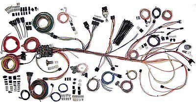 64-67 Chevelle Malibu SS American Autowire Classic Update Wiring Harness #500981