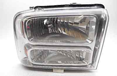 OEM 2005-2007 Ford Excursion F250SD F350SD Right Headlight Housing Chip!