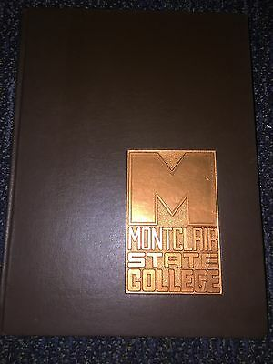1966 Montclair State College Yearbook Annual --Ref. #4-*69
