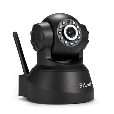 SRICAM 720P Wifi IP Camera Indoor Motion P2P Detection For IOS Android