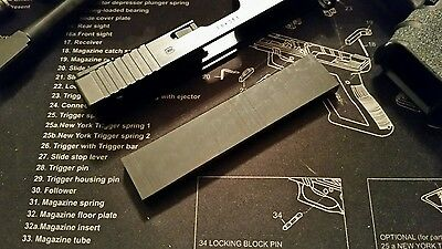 M.O.A.D. Sight Drift Punch Tool for GLOCK, COLT 1911, SIG., S&W DOVETAIL Sights