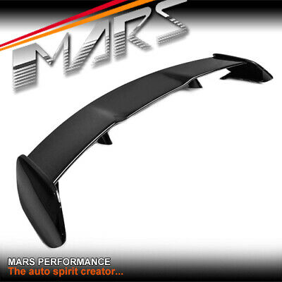 Black Brabus Style Roof Spoiler Wing for Mercedes-Benz A Class W176 & A45 AMG