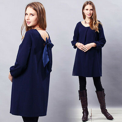 Tunica Vestito Premamn Allattamento Maternity Nursing Tunic Dress KO2014