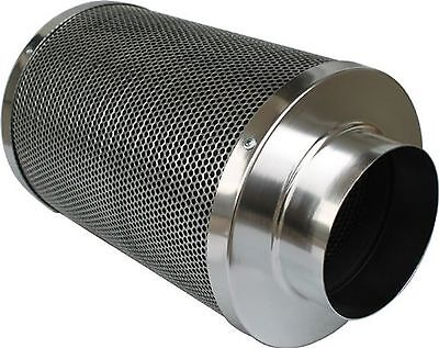 iPower GLFILT4M Air Carbon Filter and Odor Control with Australia Virgin Char...