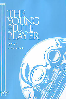 The Young Flute Player Book 1 - YFP1 - KAREN NORTH - NEW EDITION - AMEB.