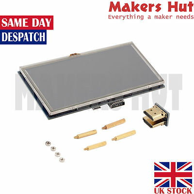 5 inch 800×480 Touch LCD Screen 5″ Display For Raspberry Pi Pi2 Model B+ A+