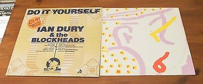 Ian dury the blockheads do it yourself lp 1348 picclick ian dury blockheads vinyls do it yourself lp reasons to be solutioingenieria Gallery