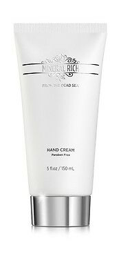 Mineral Rich - Dead Sea Nourishing and Moisturizing Hand Cream, 150 ml