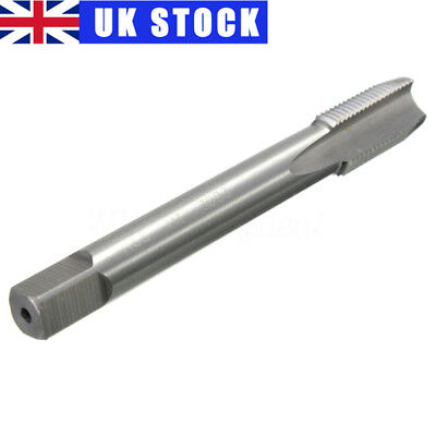High Speed Steel Plug Tap Taper M10 x 1.0 Pitch for Stainless Steel Drilling