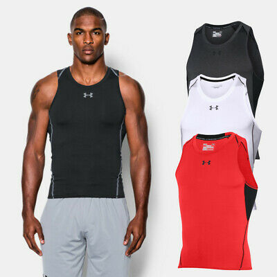 """Under Armour Tank Top HG """"Armour"""" Compression SL HG Funktionshirt Funktionstop"""