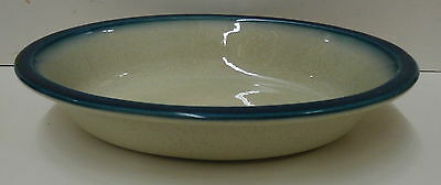 """Wedgwood BLUE PACIFIC 9-1/2"""" Oval Vegetable Bowl BEST! Multiple Available"""