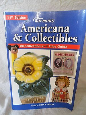 Warman's Americana & Collectibles 11th Edition KP Books 2004