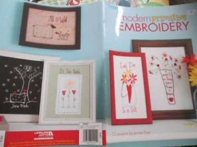 Leisure Arts Embroidery Book Your Choice