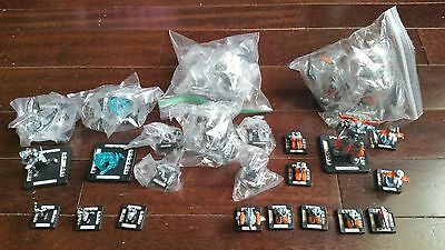 Monsterpocalypse GUARD & Shadow Sun Syndicate Lot New/Used