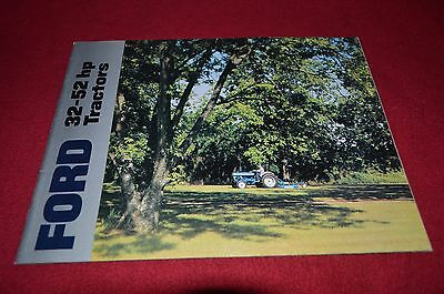 ford 2810 2910 3910 4610 4610su tractor dealer's brochure yabe8 ver2