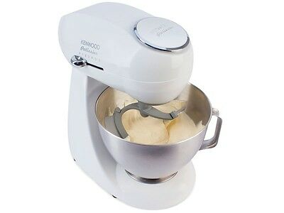 Kenwood MX320 Patissier Food Mixer - White