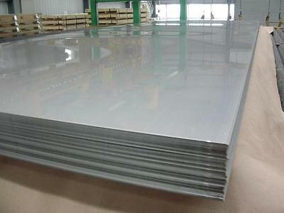 Stainless Steel Sheet Plate 2440mm x 1220mm x 2.0mm 304/ #4
