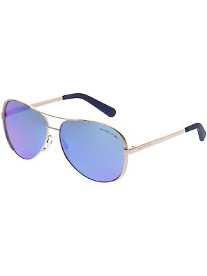 Michael Kors Women's Chelsea Aviator Sunglasses MK5004-100325-59
