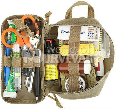 Maxpedition E.D.C. SKINNY Pocket Organizer EDC - All Colours