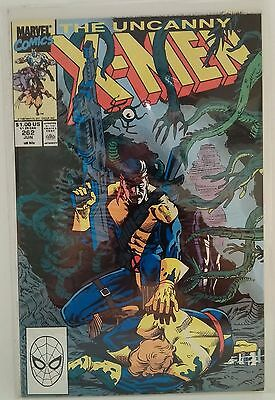 X-Men The Uncanny #262 - By Jimlee (1990,marvel)